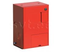 Pelleti kompaktkatel Toby, punane 20KW