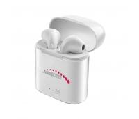 Juhtmevabad kõrvaklapid + mikrofon