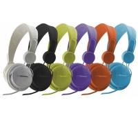 Kõrvaklapid  Sensation, Erinevad värvid