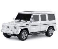 Puldiauto MercedesBenz G55 1:24. Silver