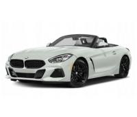 Puldiga juhitav BMW Z4 G29 1:24. Valge
