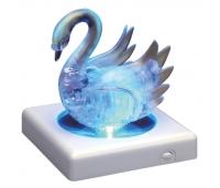 3D Crystal Puzzle Dekoratiivne LED alus