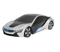 Raadio teel juhitav BMW i8 1:24 . Hõbe