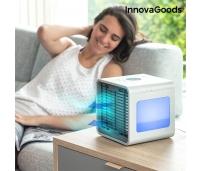 Freezy Cube LED Tulega Mini Õhkjahuti
