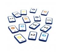 Blue-Bot programmi käsulugeja lisaplaadid