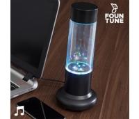 Tantsiva vee ja LED-valgusega kõlar Fountune