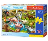 Puzzle Talu, 70 tükki