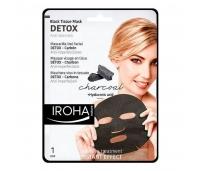 Näopuhastaja Detox Charcoal Black Iroha