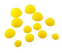 Kummist vaakum kuppude komplekt. Komplektis 12 kuppu.