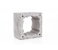 Mantelplokk 1 suitsulõõr 0 ventilatsiooni, erinevad diameetrid