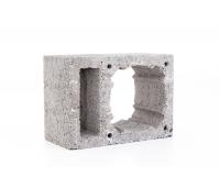 Mantelplokk 1 suitsulõõr+1 ventilatsioonilõõr, erinevad diameetrid