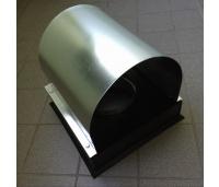 Vihmamüts, alumiinium(Erfe moodulkorsten) , erinevad diameetrid