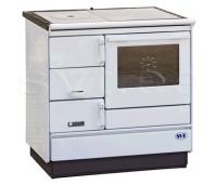 Valmispliit SVT 81(pruun,valge, suitsutoru paremal)6KW