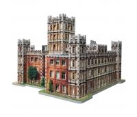 3D Puzzle - Downtoni klooster, 890 tükki