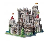 3D Puzzle - kuningas Arthuri kaamelott, 865 tükki.