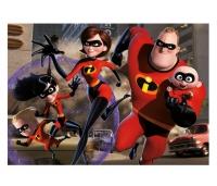 The Incredibles 2. Pussle 300 tükki,  XXL tükid