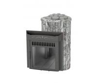 Saunaahi Maxi, Mini Jadeit (küttevõimsus 6-16 m3/ 16kW) kütmine teisest ruumist